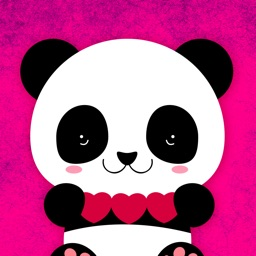 The Cute Panda Emojis