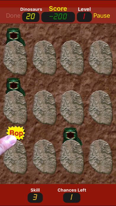 Boppin Dinosaurs screenshot two