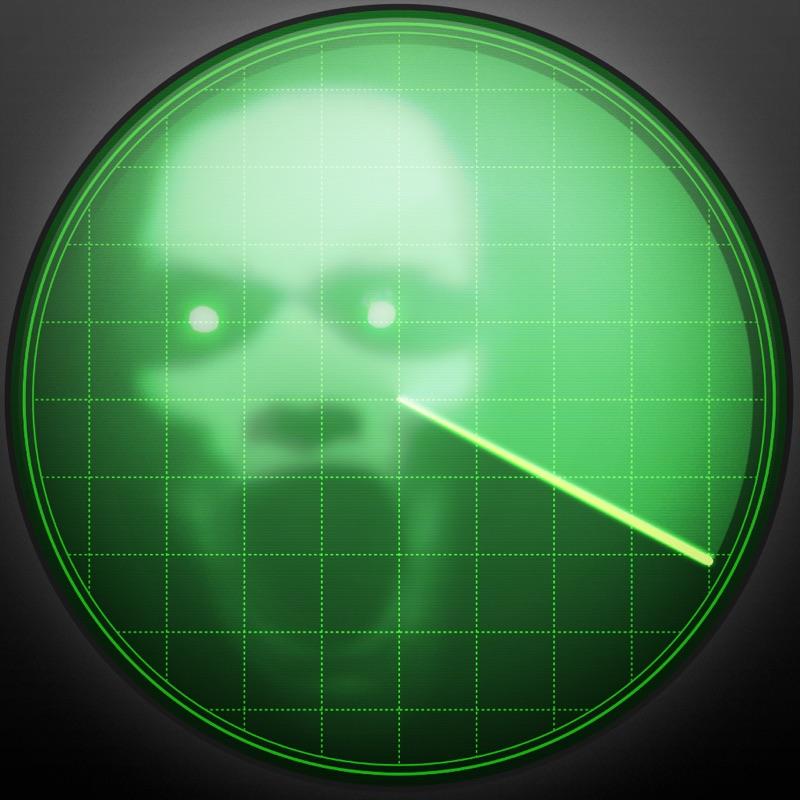 Ghost Detector Radar Camera Hack Tool