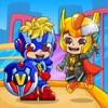 ヴラドとニキのスーパーヒーロー - iPadアプリ