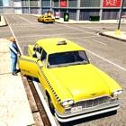City Taxi Driver Car Simulator icon