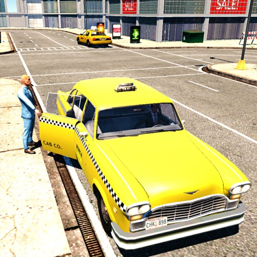 City Taxi Driver Car Simulator