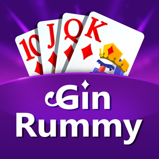 Gin Rummy Cards Game