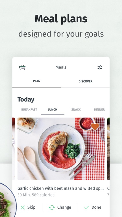8fit Workouts & Meal Planner screenshot-3