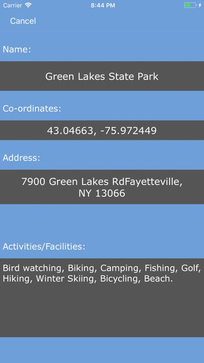 New York State Parks_ screenshot-1
