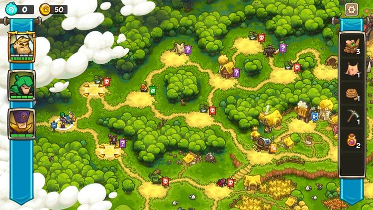 Legends of Kingdom Rush - RPG screenshot-4