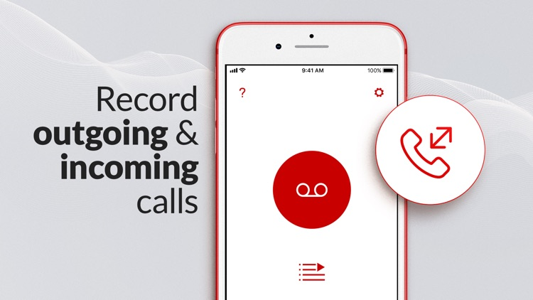 Call Recorder.