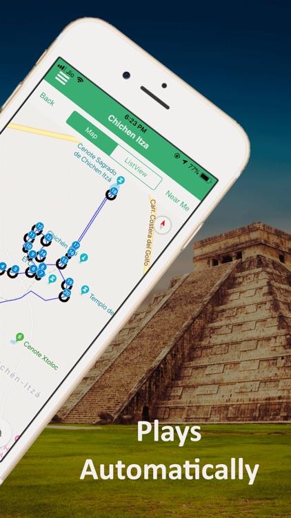 Chichen Itza Tour Guide Cancun screenshot-3