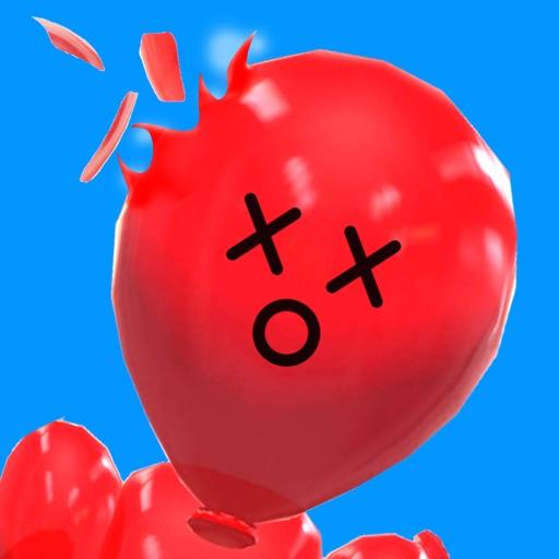 Balloon Crusher: Shoot'em all