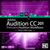 Worksflows Adobe Audition CC - Nonlinear Educating Inc. Cover Art
