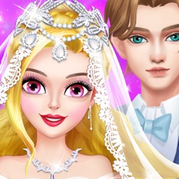 Princess Wedding Girl Games