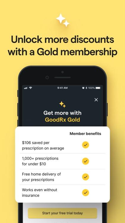 GoodRx: Prescription Coupons screenshot-5