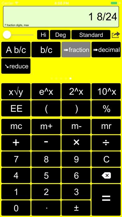 Talking Scientific Calculator review screenshots