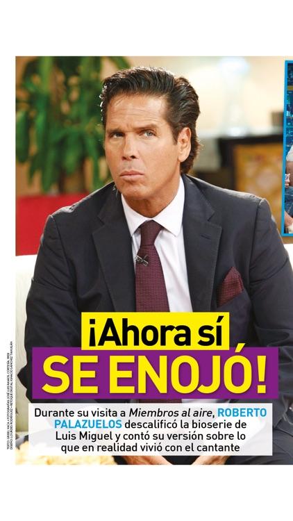 TVyNovelas Revista screenshot-5
