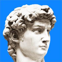 Ícone do app Sculpture Stickers
