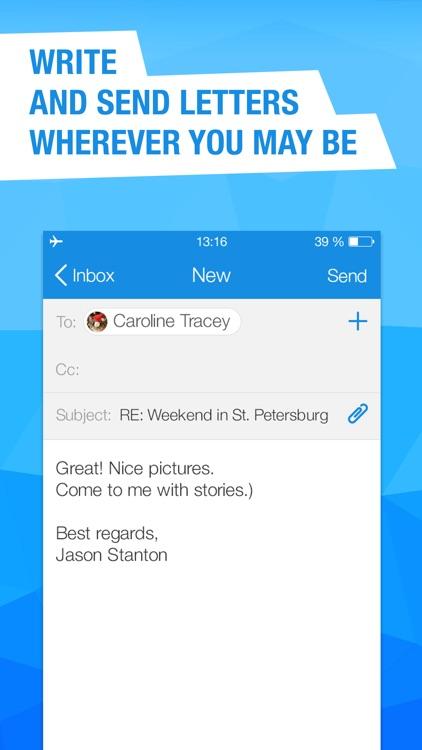Mail.Ru – Email App screenshot-4