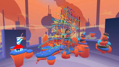 K'NEX Ride It! - VR screenshot one
