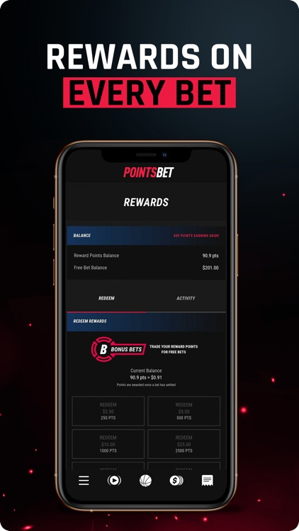 PointsBet: Sports Betting screenshot-7