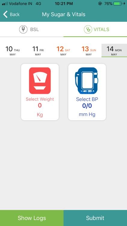 Freedom From Diabetes App