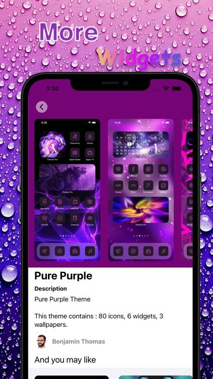ThemesPro: App Icons & Widgets screenshot-6