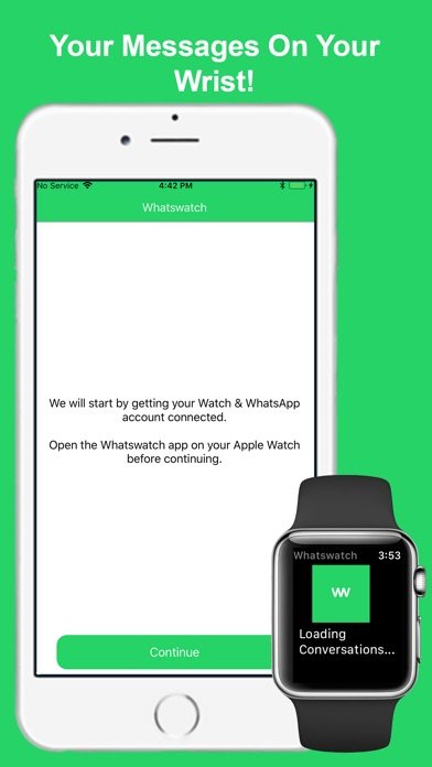 Whatswatch: Watch for Whatsapo Screenshot 5