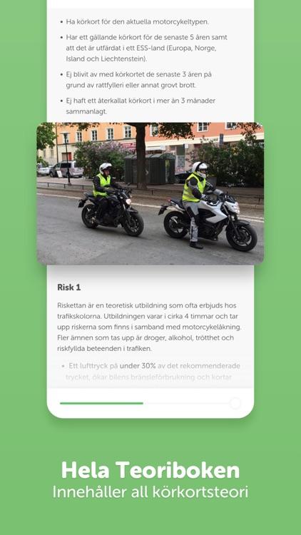 Ta MC-Körkort screenshot-3
