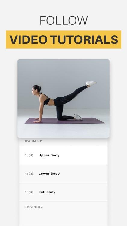 Yoga-Go: Yoga for Weight Loss screenshot-4