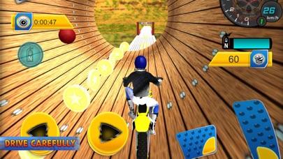 Screenshot of Crazy Stuntman Rider: Challeng App