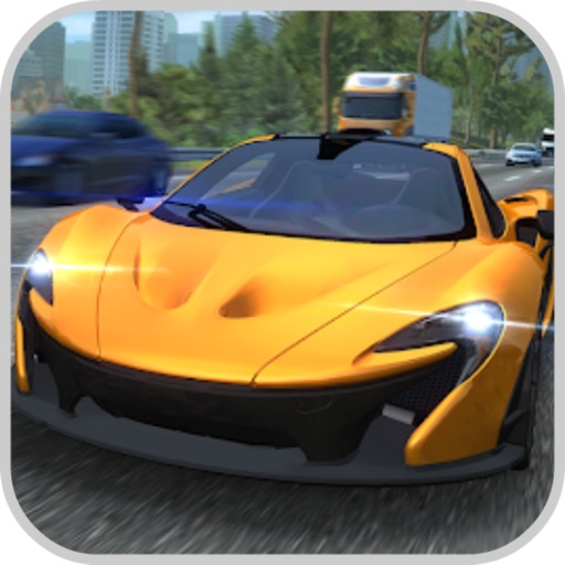 Fast Car Racing: Highway Sim