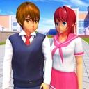 Anime High School Student Life