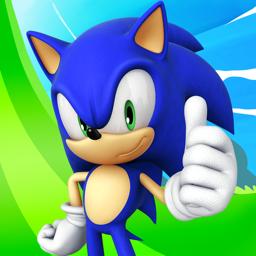 Ícone do app Sonic Dash - Jogo de correr