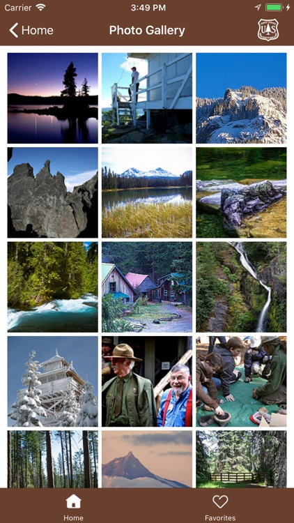 Pacific NW National Forests screenshot-7