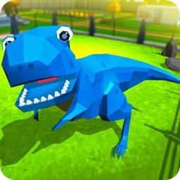Dinosaur Park Jurassic Craft