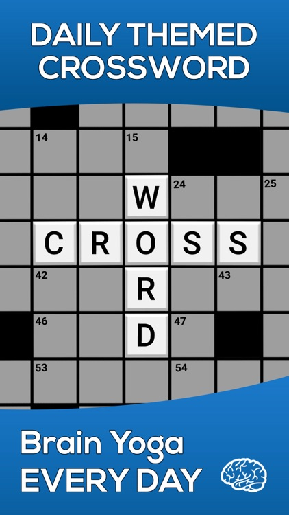 Daily Themed Crossword Puzzles screenshot-4