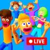 人気暇つぶしゲーム - Crazy Party 3Dアイコン