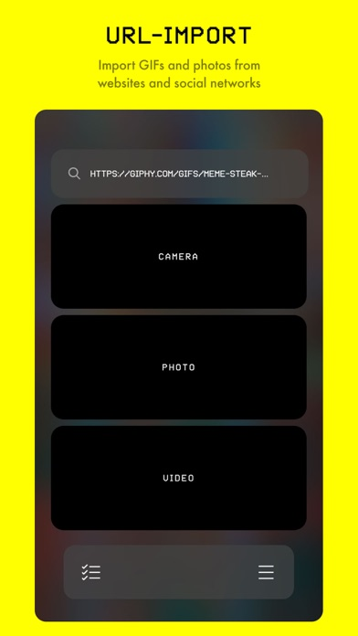 Screenshot for Glitché - Photo & Video Editor in Egypt App Store