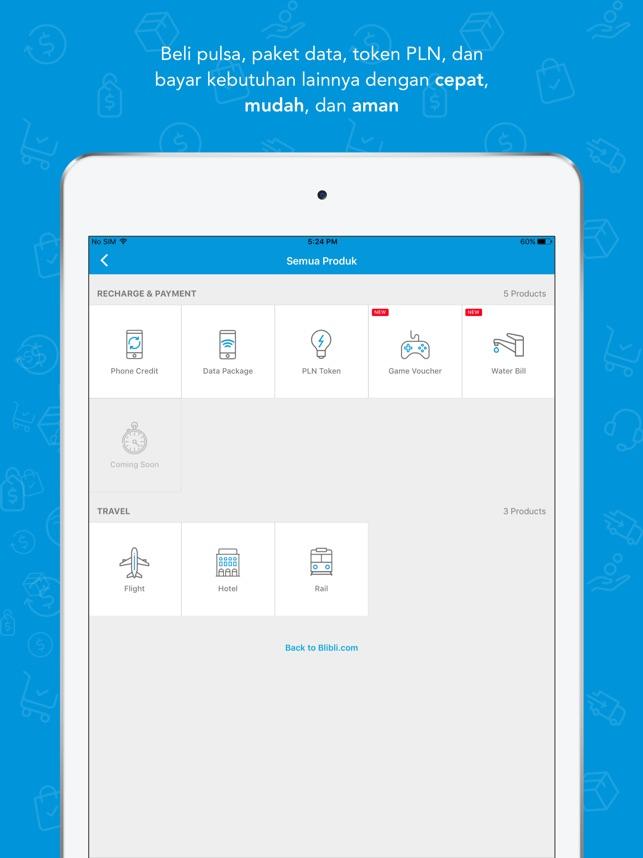Blibli belanja online on the app store blibli belanja online on the app store stopboris Gallery