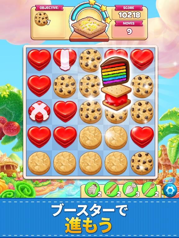 Cookie Jam:マッチ3ゲーム (Match 3)のおすすめ画像3