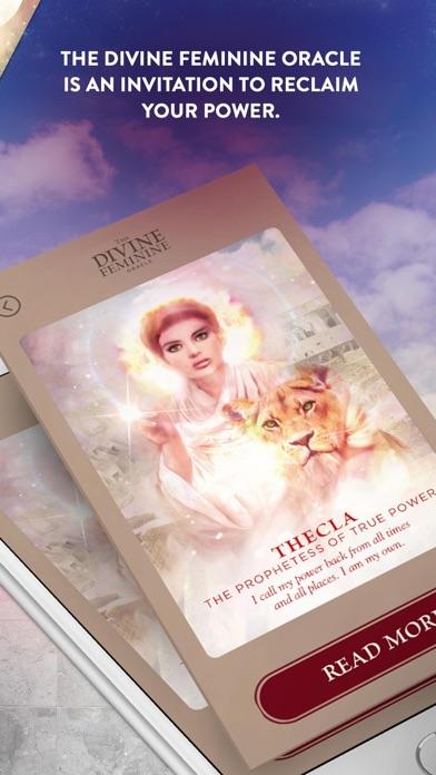 The Divine Feminine Oracle screenshot 4