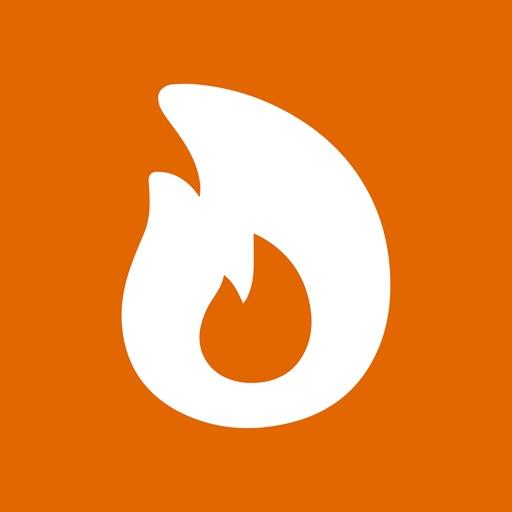 Firespot: Wildfire app