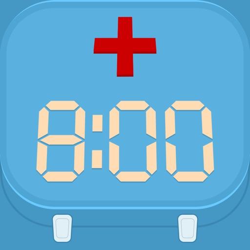 Pill Monitor for iPad