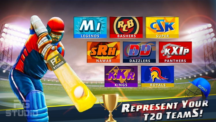 World Cricket 2018 - IPL Craze