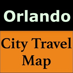 Orlando (Florida) – Travel Map