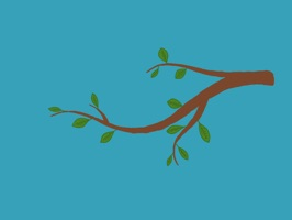 Branches Stickers