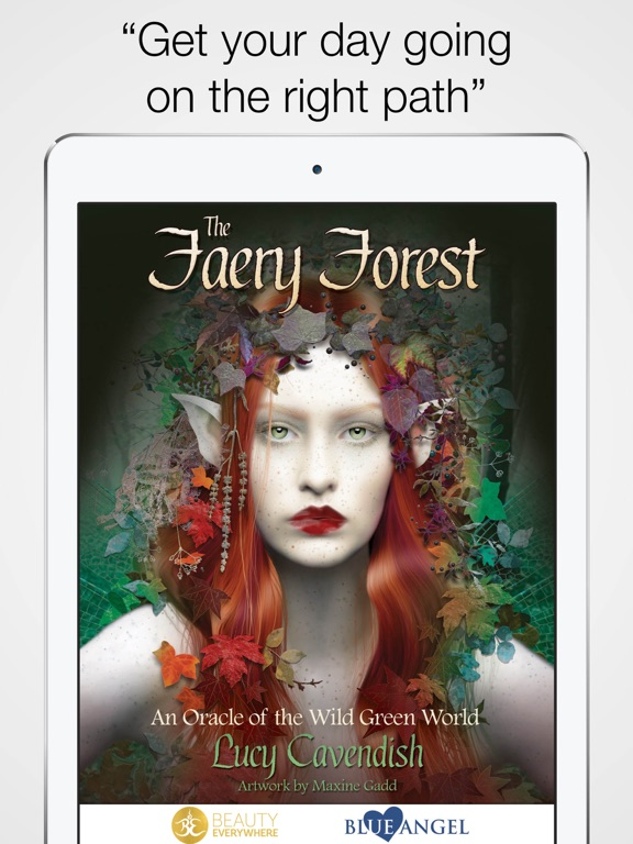 Screenshot #4 pour Faery Forest Oracle