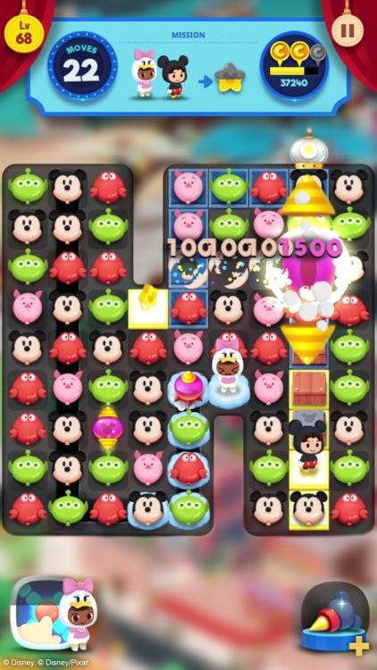 Disney Pop Town! Match 3 Games screenshot-8