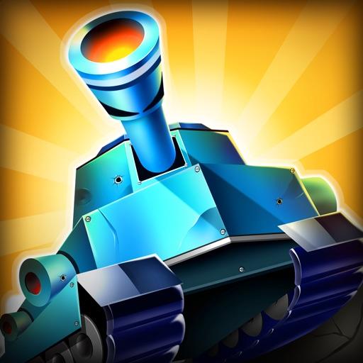 坦克塔防大作战手游之经典保卫英雄大战游戏