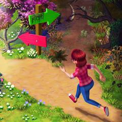 Lily's Garden: Design & Relax