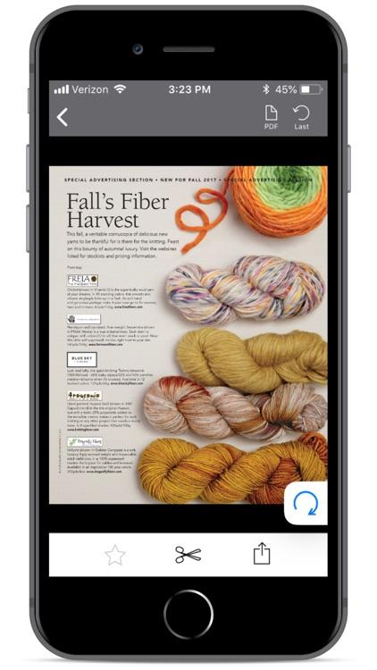 Vogue Knitting screenshot-4