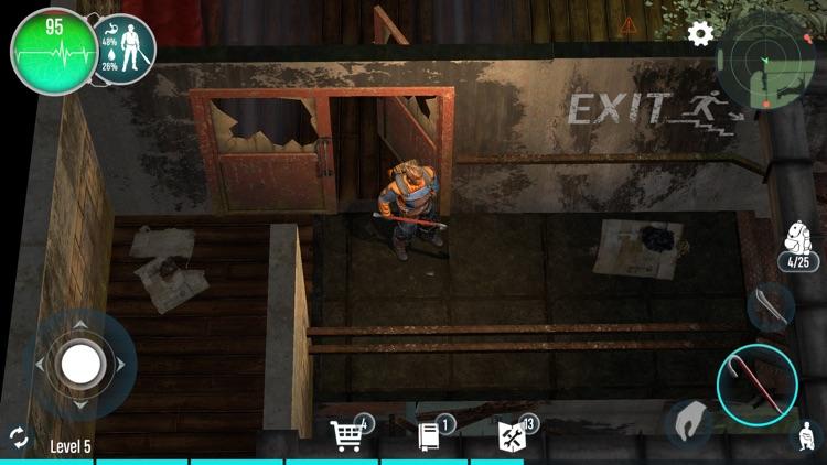 Survivalist: invasion (RPG) screenshot-8